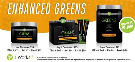 It Works 90 Day Greens Detox by It Works Pam Wraps Pamwraps It Works Greens Now
