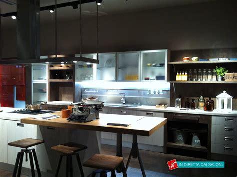 cucine style industrial style a eurocucina 2014 cose di casa