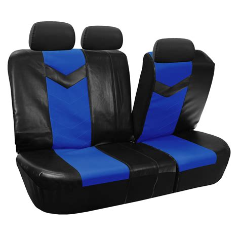 airbag seat covers synthetic leather set auto seat covers air bag safe