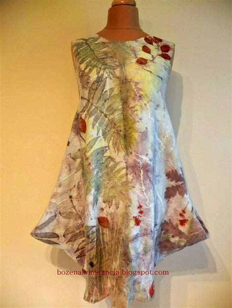 Dres Printing 238 best images about felted dresses on wool