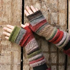 owl oatmeal long hand knit cable pattern fingerless gloves hand warmer knit free pattern hand knitted things pdf