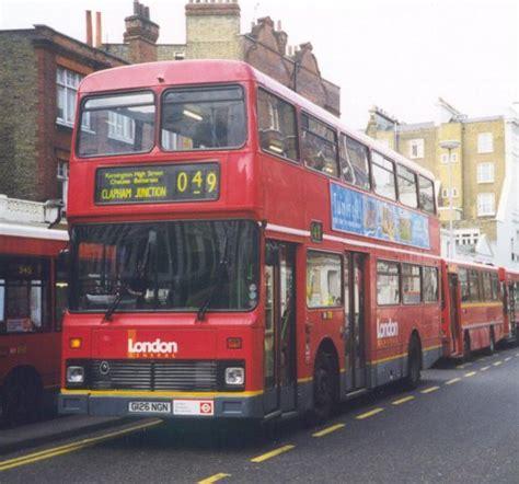ians bus stop londons volvo citybuses