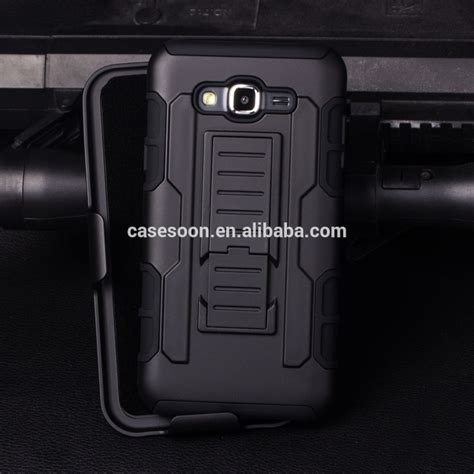 Samsung Galaxy J7 Armor Impact Belt Clip Holster Stand Cover 2016 best selling for samsung galaxy j7 holster kickstand