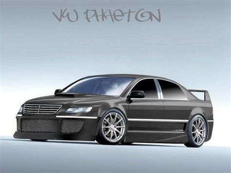 volkswagen phaeton body kit vw phaeton concept body kit gear head pinterest