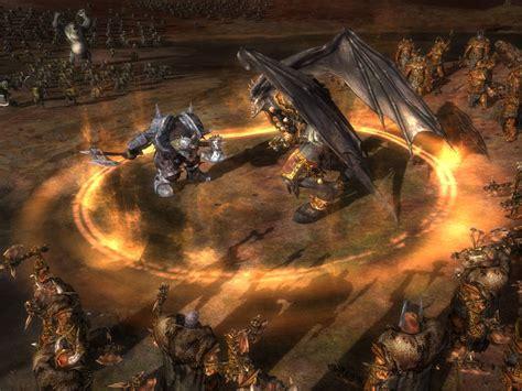 Warhammer Mark Of Chaos Geforce
