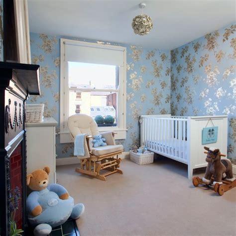 baby boy bedroom pale blue nursery housetohome co uk