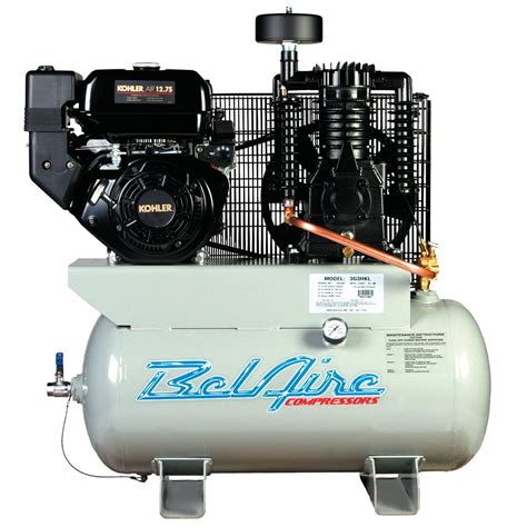 american imc 3g3hkl 12 hp gasoline air compressor imc3g3hkl