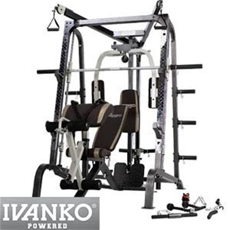 2000 ivanko smith machine home for sale