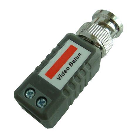 Vidio Balun For Cctv passive balun utp balun cctv balun transmitter vb 101a shenzhen nvtech co