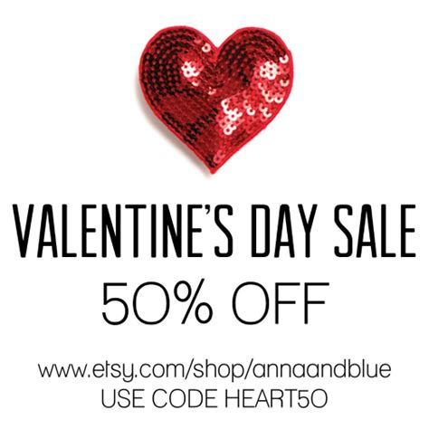 valentines sale and blue paperie s day sale 50