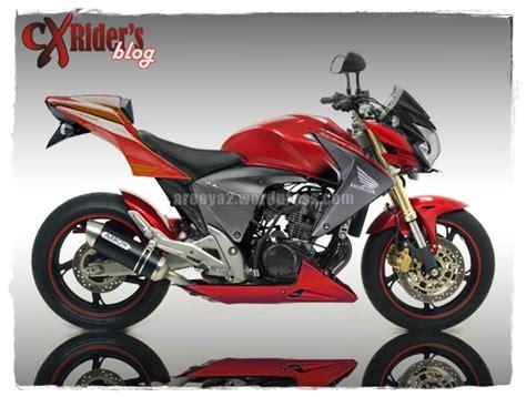 Motor Honda Mega Pro 2012 all new megapro cxrider