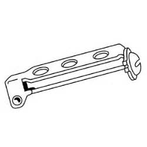 jf22 2 brooch pins silver bead supplies wholesale jewellery findings