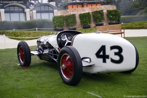 miller ford 1935 miller ford indy car at the pebble concours d