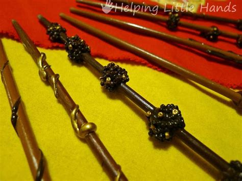 How To Make A Paper Harry Potter Wand - 34 best images about harry potter birthday on