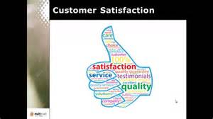 customer satisfaction poster multi craft