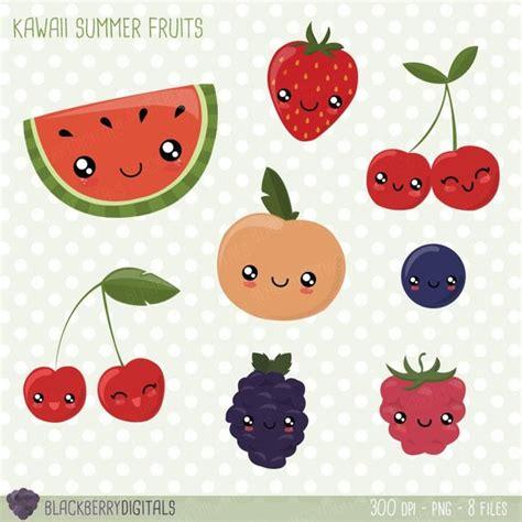 frutta clipart insieme della frutta clipart clipart kawaii frutta