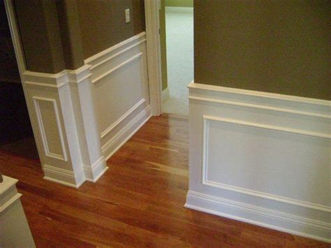 What Paint Finish For Wainscoting the darker paint the wainscoting 2013 remodel shadow box woodwork