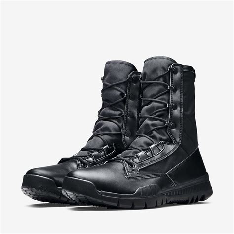 Sepatu Murah Nike Sfb Safety Boots Black nike sfb tactical boots black heavenly nightlife