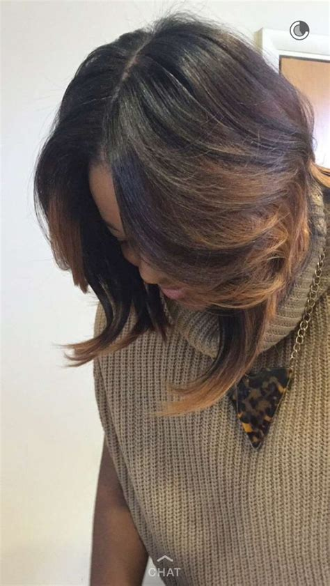 brazilian hairstyles instagram my hair done by maggie fitts quickweave bob saga