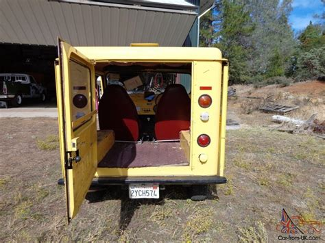 postal jeep for sale jeep other postal service mail delivery