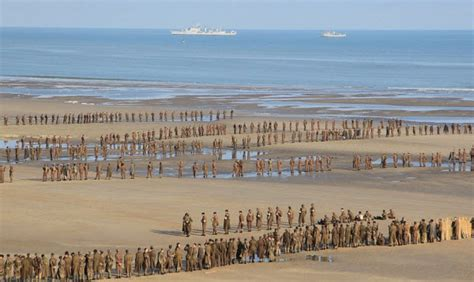 film locations for dunkirk christopher nolan s epic dunkirk begins filming in