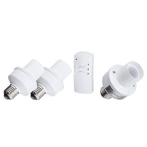 remote control light bulb e27 wireless remote control light l bulb holder