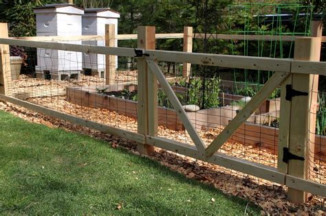 Ideas For Garden Fencing Garden Fence Ideas For Great Home And Garden Homestylediary