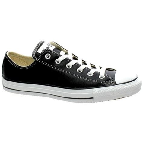 tesco shoes buy converse all ox leather black shoe 132174 from