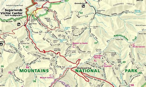 appalachian trail carolina map appalachian trail tours tours