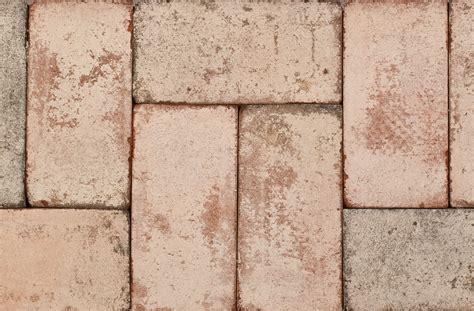 Bricks Wange Paradise 33042n rustique 4x8 paver 550 white pavers