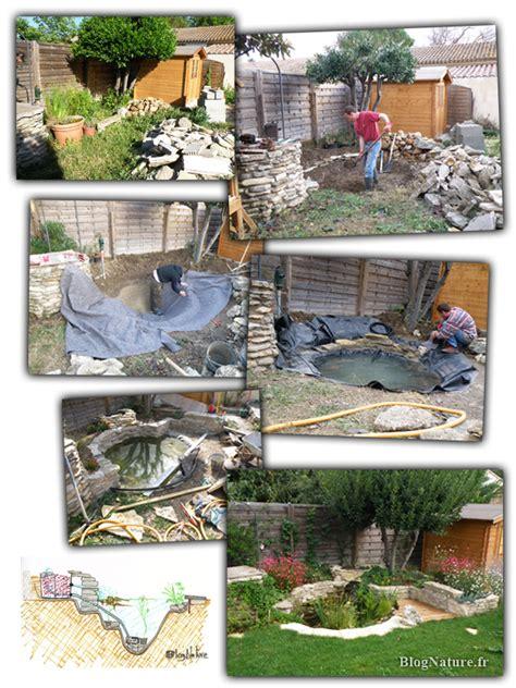 agréable Deco Recup Pour Jardin #1: bassin_jardin_blognature_2014.jpg