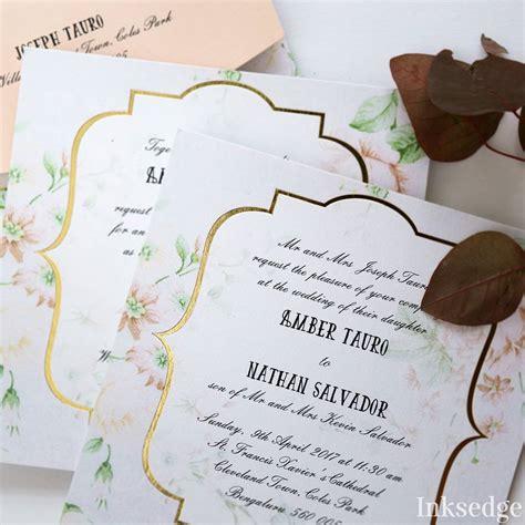 Indian Wedding Card Wordings In