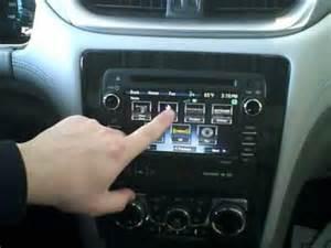 bluetooth audio using chevrolet mylink in 2013