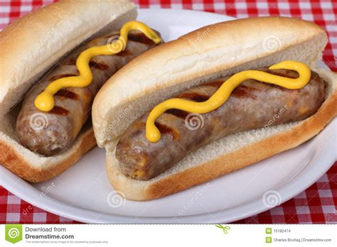 brats vs sausage bratwurst on a bun stock photo image of bratwurst marks