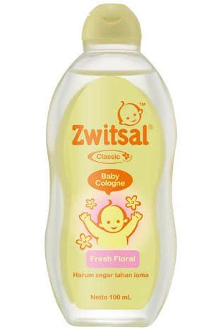Jual Zwitsal by Jual Zwitsal Cologne Fresh Floral 100ml Di Lapak Getch