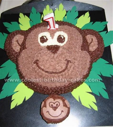 25 best ideas about monkey cakes on pinterest monkey