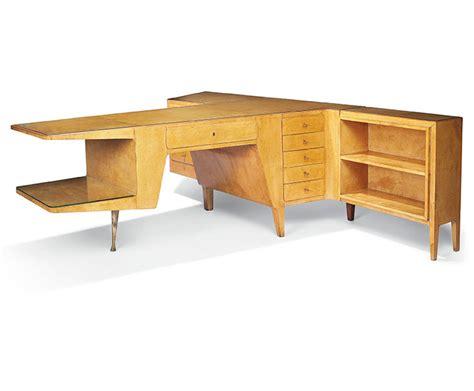 beautiful desk design gio ponti in 1950 at 1stdibs 5 greats of italian mid century design christie s