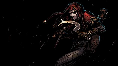 dark jester wallpaper darkest dungeon video games dark jester wallpaper