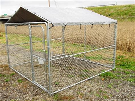 kennel roof kennel roof e kennel covers 10 x 10 med pitch 3 truss