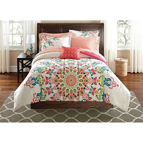 medallion comforter girls peach pink white global medallion comforter bedding