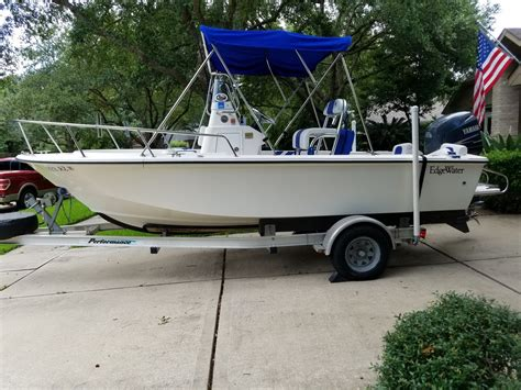 edgewater boats owners forum edgewater 185 cc for sale the hull truth boating and