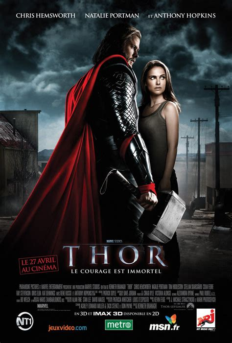 film streaming thor 1 happyotter thor 2011