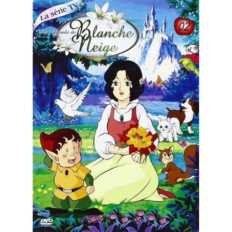 Blanche Neige En Francais by Dvd La L 233 Gende De Blanche Neige Partie 2 Coffret 4 Dvd