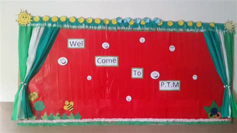 decoration of classroom softboard 2017 youtube