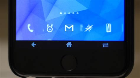android tweaks riker jailbreak tweak brings android like navigation bar to ios
