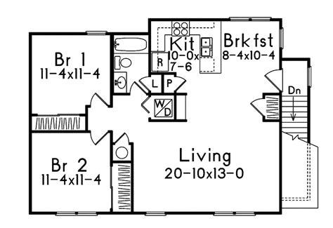 Dabney Garage Apartment Plan house plans with 3 car garage apartment