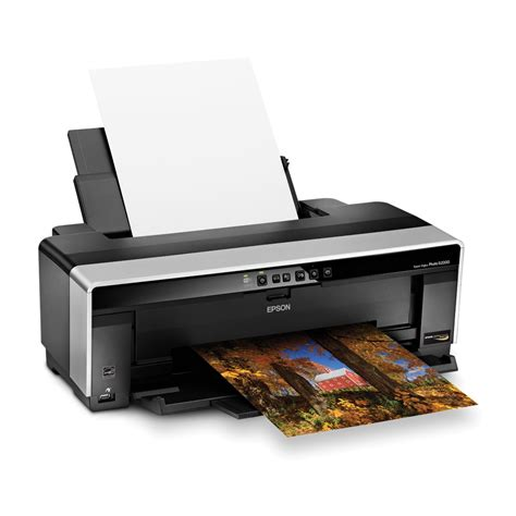 Printer Epson A3 Seri L Epson R2000 Printer Paper 265gsm Pro Photo Satin Paper