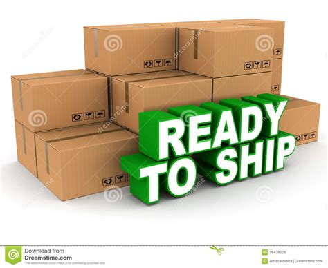 Ready Stok ready to ship royalty free stock images image 36438009