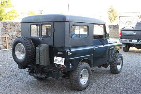 1969 nissan patrol custom for sale in pasco tri cities