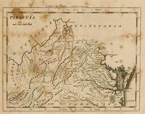 Colonial Virginia Map by Map Of Colonial Virginia Related Keywords Amp Suggestions